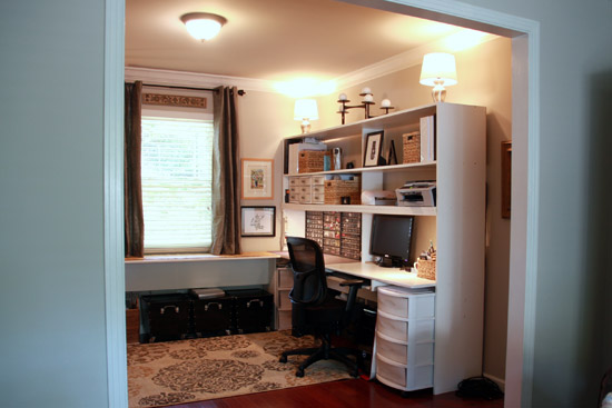 A.Steed's.Life Office - After