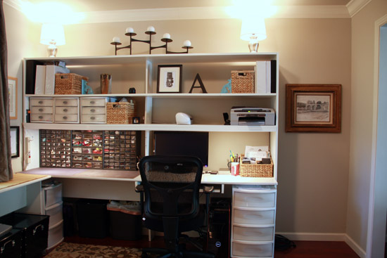 andreasteed.com office makeover