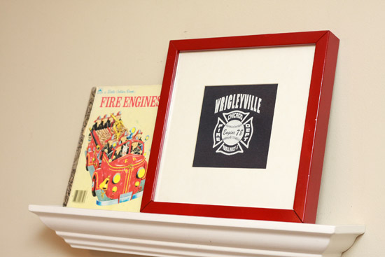 Framed T-Shirt Logo