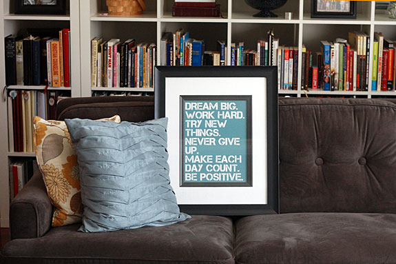 Custom Poster Print - Signs By Andrea