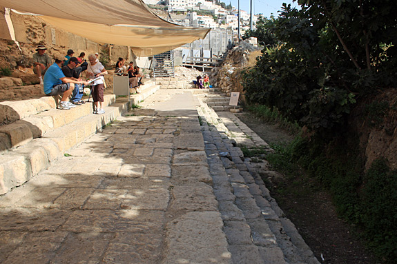 City of David - Siloam's Pool