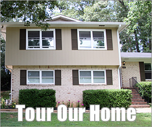 Tour Our Home - A.Steed's.Life