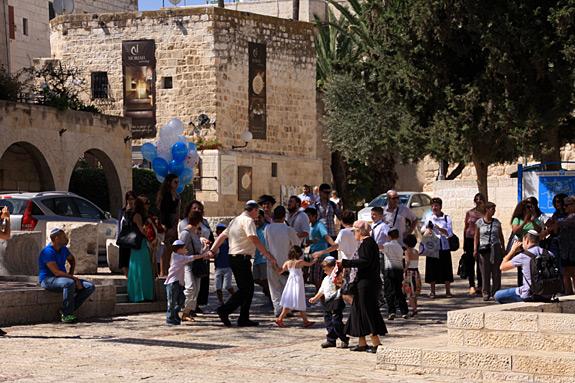 Jewish Quarter Synagogue Bar Mitzvah