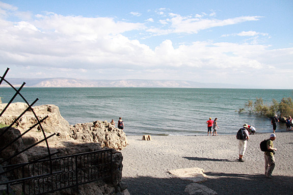 Primacy of Saint Peter - Sea of Galilee