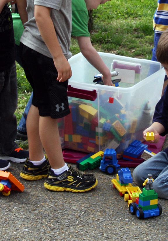 Lego Birthday Party Activities