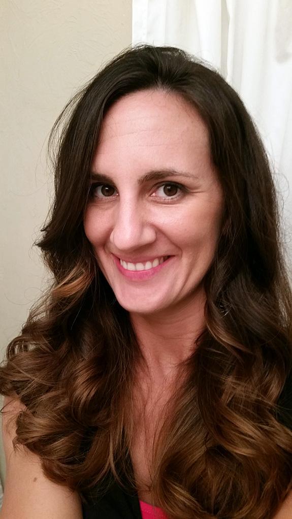 Ombre on Long Dark Hair