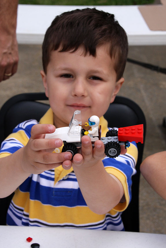 Lego Race Car Kit Birthday Party Favor