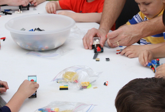 Lego Race Car Kits for Birthday Party