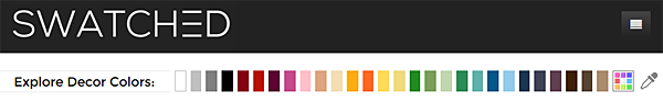 SWATCHED - Explore Home Decor by Color
