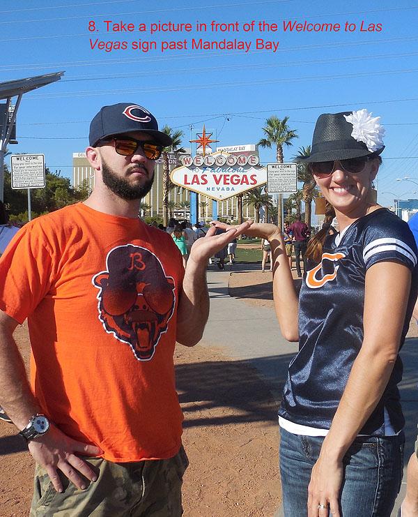 Las Vegas Scavavenger Hunt - Bachelorette Party