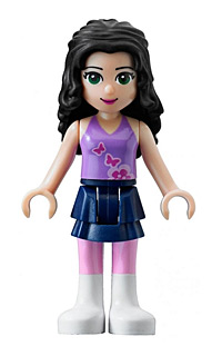 Lego Friends Minifigure