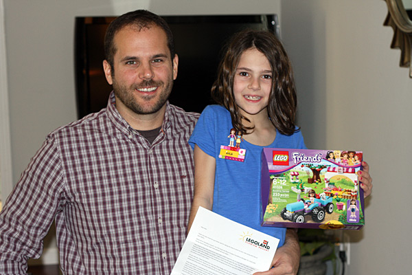 Legoland Response