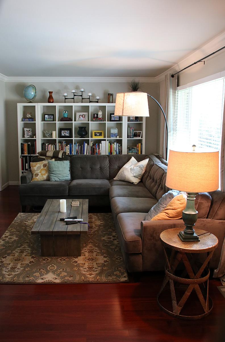 Living room updates for Living room updates