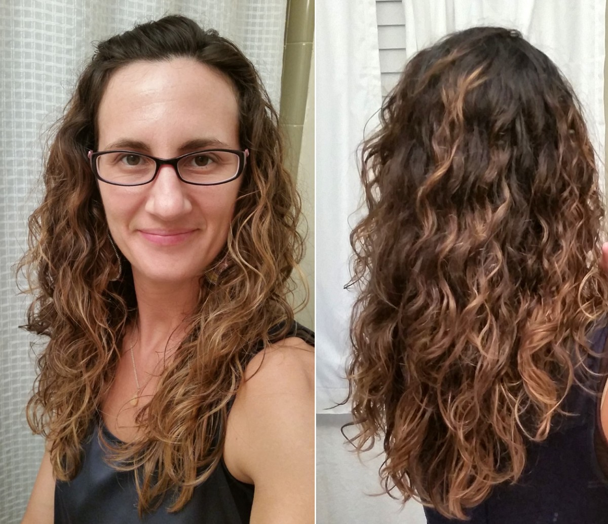 Curly Girl Update - Bayalage Curls