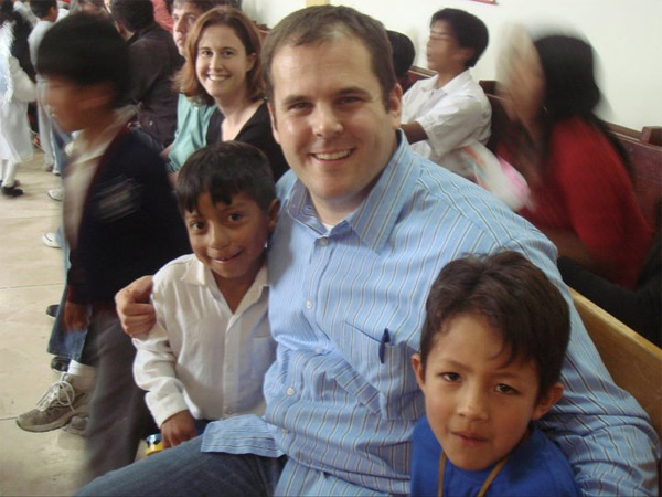 Compassion International in Ecuador