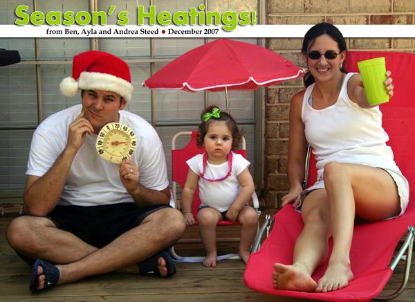 Holiday Photo Card Tutorial