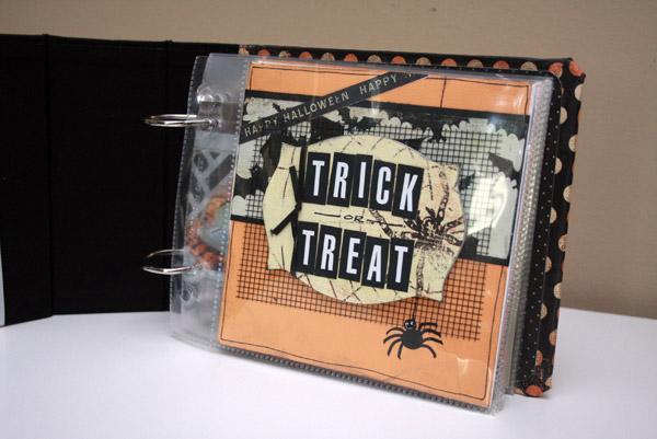 Halloween Costume Album